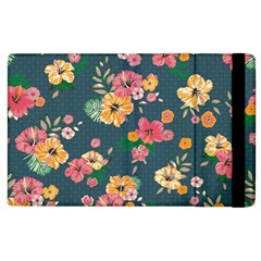 Aloha Hawaii Flower Floral Sexy Apple Ipad 2 Flip Case by Mariart