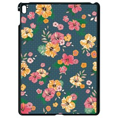 Aloha Hawaii Flower Floral Sexy Apple Ipad Pro 9 7   Black Seamless Case