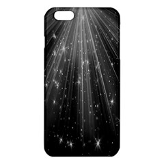 Black Rays Light Stars Space Iphone 6 Plus/6s Plus Tpu Case by Mariart