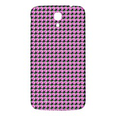 Pattern Grid Background Samsung Galaxy Mega I9200 Hardshell Back Case by Nexatart