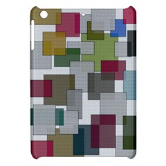 Decor Painting Design Texture Apple Ipad Mini Hardshell Case