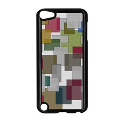 Decor Painting Design Texture Apple Ipod Touch 5 Case (black) by Nexatart