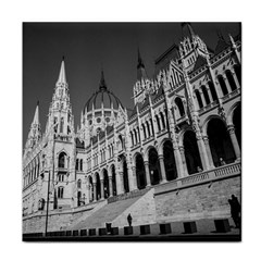 Architecture Parliament Landmark Face Towel by Nexatart