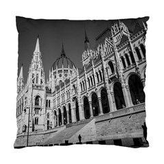 Architecture Parliament Landmark Standard Cushion Case (two Sides)