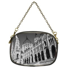 Architecture Parliament Landmark Chain Purses (two Sides)  by Nexatart