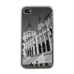 Architecture Parliament Landmark Apple Iphone 4 Case (clear) by Nexatart