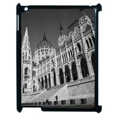 Architecture Parliament Landmark Apple Ipad 2 Case (black) by Nexatart