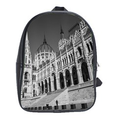 Architecture Parliament Landmark School Bag (xl)