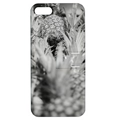Pineapple Market Fruit Food Fresh Apple Iphone 5 Hardshell Case With Stand by Nexatart