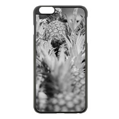 Pineapple Market Fruit Food Fresh Apple Iphone 6 Plus/6s Plus Black Enamel Case
