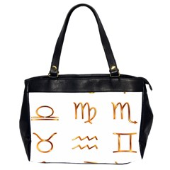 Signs Of The Zodiac Zodiac Aries Office Handbags (2 Sides)  by Nexatart