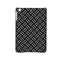Woven2 Black Marble & Gray Colored Pencil Ipad Mini 2 Hardshell Cases by trendistuff