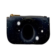 Brightest Cluster Galaxies And Supermassive Black Holes Mini Coin Purses