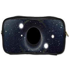 Brightest Cluster Galaxies And Supermassive Black Holes Toiletries Bags