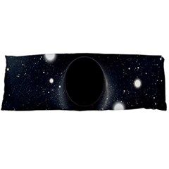 Brightest Cluster Galaxies And Supermassive Black Holes Body Pillow Case Dakimakura (two Sides)