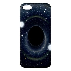 Brightest Cluster Galaxies And Supermassive Black Holes Apple Iphone 5 Premium Hardshell Case by Mariart