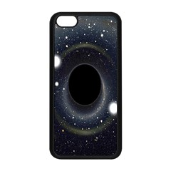 Brightest Cluster Galaxies And Supermassive Black Holes Apple Iphone 5c Seamless Case (black) by Mariart