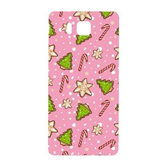 Ginger Cookies Christmas Pattern Samsung Galaxy Alpha Hardshell Back Case