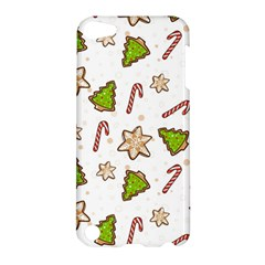 Ginger Cookies Christmas Pattern Apple Ipod Touch 5 Hardshell Case by Valentinaart