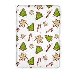 Ginger Cookies Christmas Pattern Samsung Galaxy Tab 2 (10 1 ) P5100 Hardshell Case  by Valentinaart