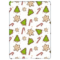Ginger Cookies Christmas Pattern Apple Ipad Pro 12 9   Hardshell Case by Valentinaart