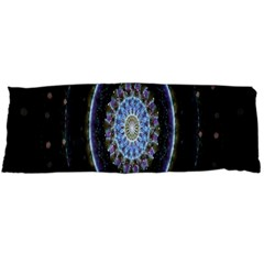 Colorful Hypnotic Circular Rings Space Body Pillow Case Dakimakura (two Sides) by Mariart