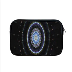 Colorful Hypnotic Circular Rings Space Apple Macbook Pro 15  Zipper Case by Mariart