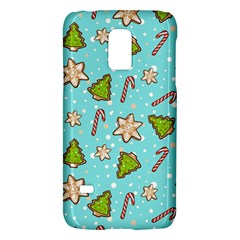 Ginger Cookies Christmas Pattern Galaxy S5 Mini by Valentinaart