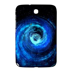 Blue Black Hole Galaxy Samsung Galaxy Note 8 0 N5100 Hardshell Case  by Mariart