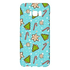 Ginger Cookies Christmas Pattern Samsung Galaxy S8 Plus Hardshell Case  by Valentinaart