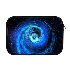 Blue Black Hole Galaxy Apple Macbook Pro 17  Zipper Case