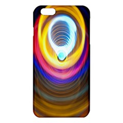Colorful Glow Hole Space Rainbow Iphone 6 Plus/6s Plus Tpu Case by Mariart