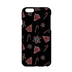 Ginger Cookies Christmas Pattern Apple Iphone 6/6s Hardshell Case by Valentinaart