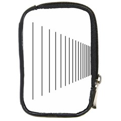 Fence Line Black Compact Camera Cases by Mariart