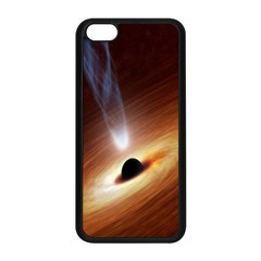 Coming Supermassive Black Hole Century Apple Iphone 5c Seamless Case (black) by Mariart