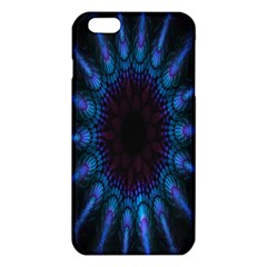 Exploding Flower Tunnel Nature Amazing Beauty Animation Blue Purple Iphone 6 Plus/6s Plus Tpu Case by Mariart