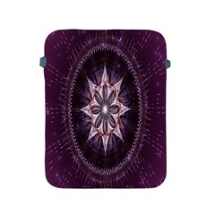 Flower Twirl Star Space Purple Apple Ipad 2/3/4 Protective Soft Cases by Mariart