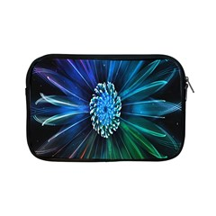 Flower Stigma Colorful Rainbow Animation Space Apple Ipad Mini Zipper Cases by Mariart