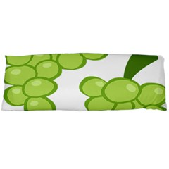 Fruit Green Grape Body Pillow Case (dakimakura)