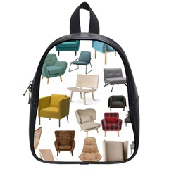 Furnitur Chair School Bag (small) by Mariart