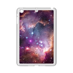 Galaxy Space Star Light Purple Ipad Mini 2 Enamel Coated Cases by Mariart