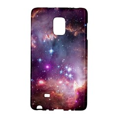 Galaxy Space Star Light Purple Galaxy Note Edge by Mariart