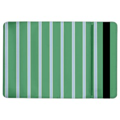 Green Line Vertical Ipad Air 2 Flip