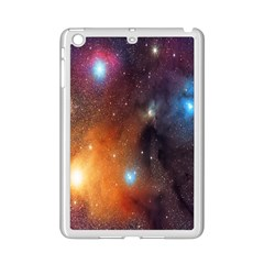 Galaxy Space Star Light Ipad Mini 2 Enamel Coated Cases by Mariart