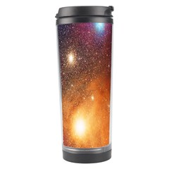 Galaxy Space Star Light Travel Tumbler by Mariart