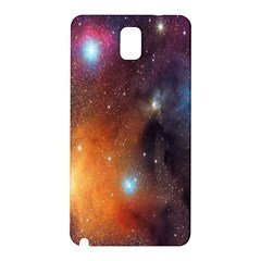 Galaxy Space Star Light Samsung Galaxy Note 3 N9005 Hardshell Back Case by Mariart