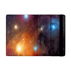 Galaxy Space Star Light Ipad Mini 2 Flip Cases by Mariart