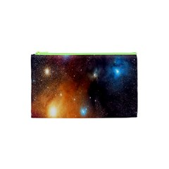 Galaxy Space Star Light Cosmetic Bag (xs)