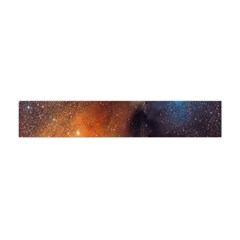 Galaxy Space Star Light Flano Scarf (mini) by Mariart