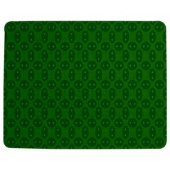 Green Seed Polka Jigsaw Puzzle Photo Stand (rectangular) by Mariart